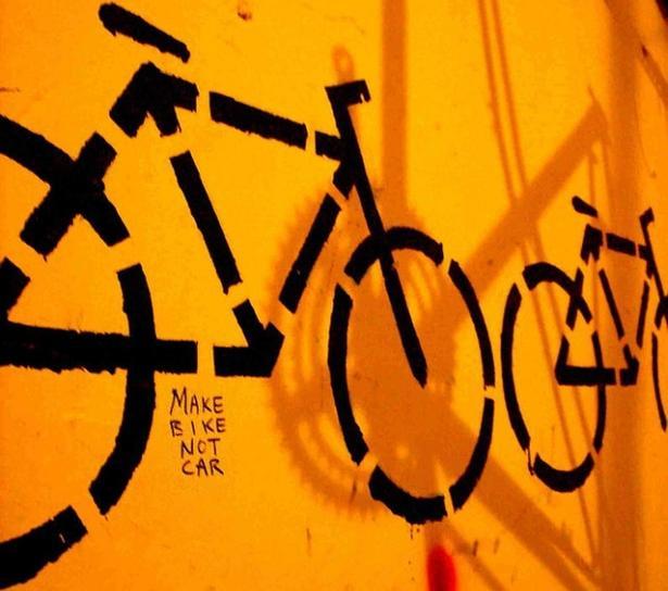 Make Bikes not Cars