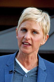 Ellen DeGeneres in Los Angeles, California on October 4, 2011