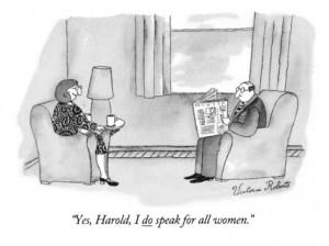 Victoria Roberts, New Yorker Magazine
