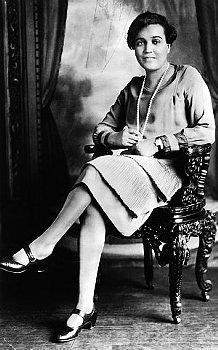 Jessie Redmon Fauset (April 27, 1882 – April 30, 1961), American editor, poet, essayist and novelist