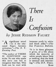Advertisement for There is Confusion