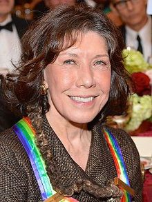 Tomlin at the 2014 Kennedy Center Honors