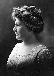 Annie Jump Cannon in 1922