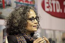 Arundhati Roy, Man Booker Prize winner