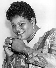 Big Mama Thornton circa 1955-1960