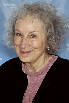 Atwood at the 2015 Texas Book Festival