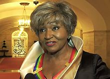 Grace Bumbry at the White House for the 2009 Kennedy Center Honors