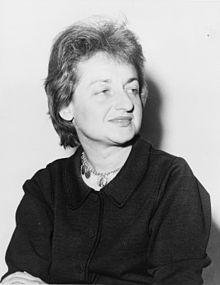 Friedan in 1960