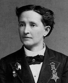 First female military doctor during the Civil War  (Pinterest)