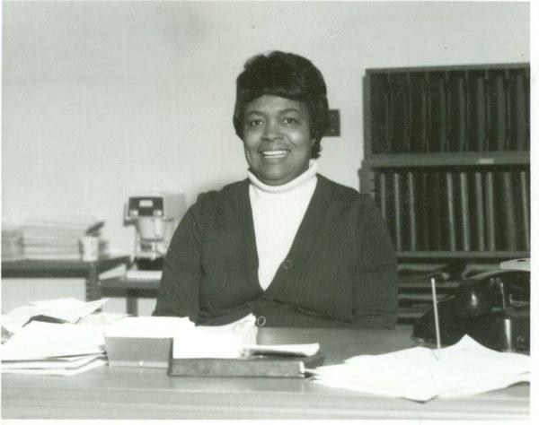 Bertha Calloway